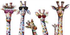 Giraffes Giraffe Family Canvas Print Painting Home Wall Decor 50x100cm