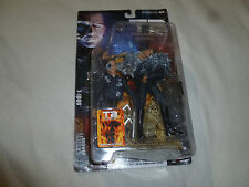 NEW ON CARD T2 TERMINATOR 2 JUDGEMENT DAY T-1000 FIGURE MCFARLANE TOYS 2001 NOC