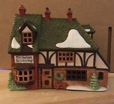 Dept 56 Heritage Village Dickens Village Series Nicholas Nickleby Cottage 59250