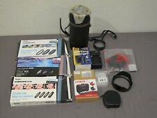 Camera Lot - 72mm Vivitar Filter Kit & Close Up Marco Lenses w/ Hoya Filters
