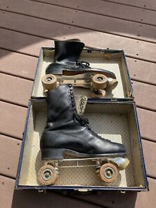"""VINTAGE """"BETTY LYTLE"""" """"STYLED BY HYDE"""" ROLLER SKATES SZ 10  Suregrip Plate Mens"""