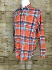 Gentlemen's POLO RALPH LAUREN Multi Colors LS Shirt XL Southwest & Plaid C1