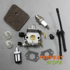 Carburetor For Stihl FS45C FS45L FS46 FS55R FS55RC FS55T Air Fuel Gasket Carb