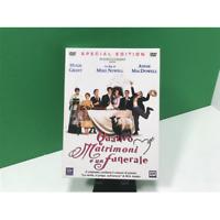 QUATTRO MATRIMONI E UN FUNERALE DVD ITA