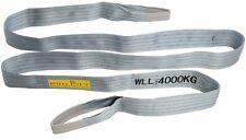 4t Hebeband mit 2 Schlaufen Länge 6m , 2-lagig genäht WS46J , 02378 , 12345