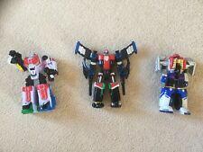 Power Rangers SPD Mini Megazords paquete Omega Delta