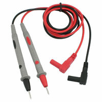1 pair Universal Test Lead Probe Wire Pen Cable For Digital Multimeter meter