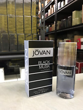 Jovan Black Musk * Cologne for Men * 3 oz EDC Spray * New in Box *