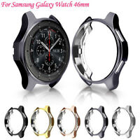Ultra-thin TPU Plating Protection Case Cover For Samsung Galaxy Watch Durable