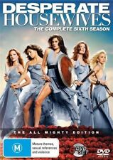Desperate Housewives : Season 6 (DVD, 2010, 6-Disc Set)