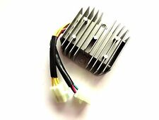 NEW GY6 150CC VOLTAGE REGULATOR RECTIFIER 2 PLUGS 3-PIN 152QMI 157QMJ