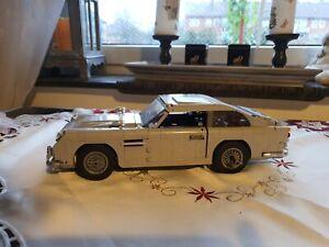 Lego Creator 10262 James Bond Aston Martin DB5 Set