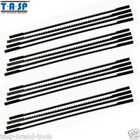 """12PC Pinned Scroll Saw Blades 5"""" 125mm Woodworking Power Tools Accessories"""