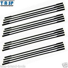 """12PC 5"""" 125mm Pinned Scroll Saw Blades Woodworking Power Tools Accessories"""