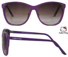 Occhiali da sole  HELLO KITTY viola donna moda sunglass estate bambina bimbo