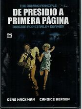 De presidio a primera pagina (DVD Nuevo)
