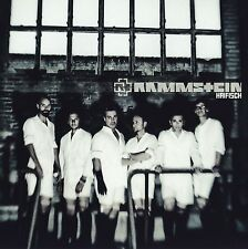Rammstein Haifisch Limited Edition Hand Numbered Blue 12 Inch Single