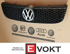 VW Polo 6N2 GTI Front Grille Grill  10/99 - 09/01 Genuine NEW 6N0853651K 01C