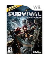 Cabela's Survival: Shadows of Katmai (Nintendo Wii, 2011)