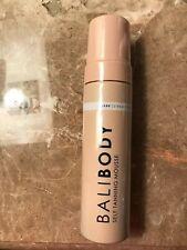 T37 BALI BODY Self Tanning Mousse Dark Streak free NEW 6.7 oz