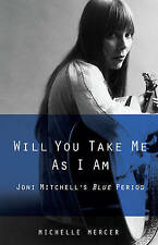 JONI MITCHELL Will You Take Me As I Am ORIGINAL US HARDBACK Folk CSN&Y Bob Dylan