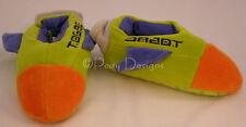 Gymboree Space Trooper Toddler Boys Slipper Shoes 9 / 10 HTF