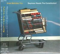 BRAD MEHLDAU TRIO-SEYMOUR READS THE CONSTITUTION-JAPAN CD BONUS TRACK F30