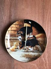 Beagle Buddies 8 1/2 Inch Wall Clock -