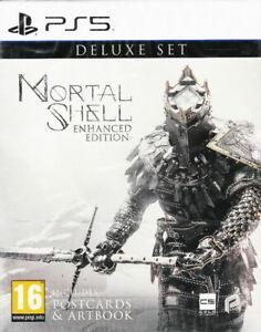 PS5 PlayStation 5 Mortal Shell Enhanced Edition Deluxe Set EU English ver Game