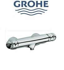 Grohe Europlus 34005000 Thermostatic Shower Mixer w/Integrated Non-Return Valve