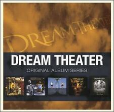 Original Album Series [Box] by Dream Theater (CD, Aug-2011, 5 Discs, Warner...