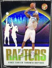 Vince Carter 2003 Topps Pristine Gold Refractor 56/99 Only One On eBay