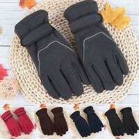 Polar Thermal Winter Mens Lined Womens Thinsulate Fleece Soft And Gloves