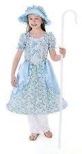 Childrens Little Bo PEEP Fancy Dress Costume Book Week Day Outfit Girls Kids L