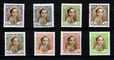 Kingdom Of Iraq  - King Faisal II  - 1942  Scott No# 102 - 109 SET MNH