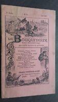 Revista Bibliográficos Libros Antigua y Moderna El Bouquineur N º 55 Junio 1907