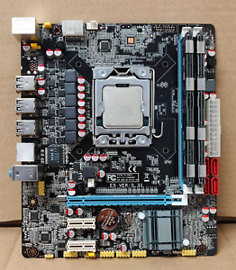 Intel LGA1356-2 Motherboard + E5-2420 6 core CPU + 16gb DDR3 RAM Super Server