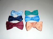Bow Tie Lot 6 Men's Bow Ties New