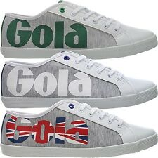 Gola Logan Men's Sneaker in 3 Variations Lifestyle Plimsolls for leisure time