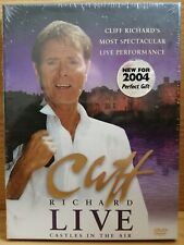 Cliff Richard - Castles In The Air - Live At Leeds (DVD, 2004)