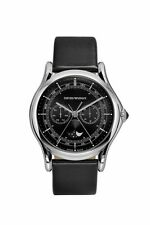EMPORIO ARMANI Swiss Made Moonphase Gents Watch ARS4200 - RRP £795 - NEW