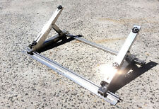 SPLIT SYSTEM STAINLESS STEEL ROOF BRACKET 3PC SUPPORTS 200KG 500MM - HC-P049C