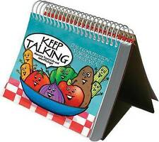"""""""Keep Talking: Daily Conversation Starters for the Family Meal"""" Maureen Treacy"""