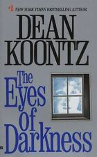 The Eyes of Darkness by Dean Koontz (1996, hardcover, Reprint)