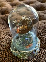 Cloche Noah's Ark Bill Bell Limited Edition Figurine with Glass Top Hg13