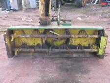 7' John Deere Snow Blower Tractor 3 Pt.