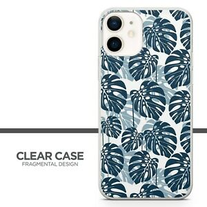 Tropical Flower Painting Phone Case Cover Paradise Jungle Iphone 12 11 Xr 7 8 SE