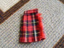 Vintage Takara Doll Pleated Skirt