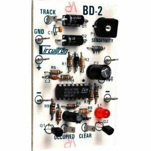 Circuitron 5502 BD-2 Block Occupancy Detector