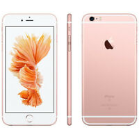 Apple iPhone 6S Or rose 64Go Débloqué Smartphone (SANS SIMLOCK)
